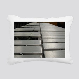 vibe Rectangular Canvas Pillow