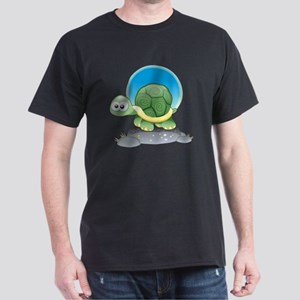 Tommy-The-Turtle Dark T-Shirt