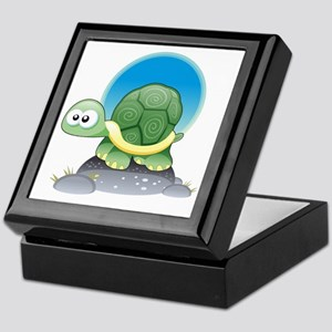 Tommy-The-Turtle Keepsake Box