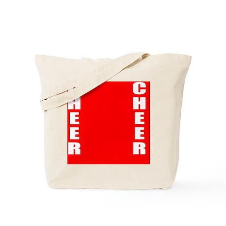 Cheer Tote Bag
