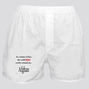 Afghan World Boxer Shorts