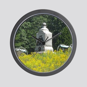 The Wheatfield Wall Clock