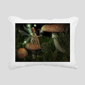 fairy skin Rectangular Canvas Pillow