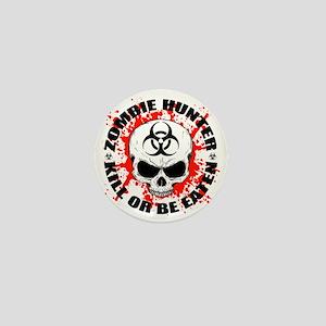 Zombie Hunter 3 Mini Button