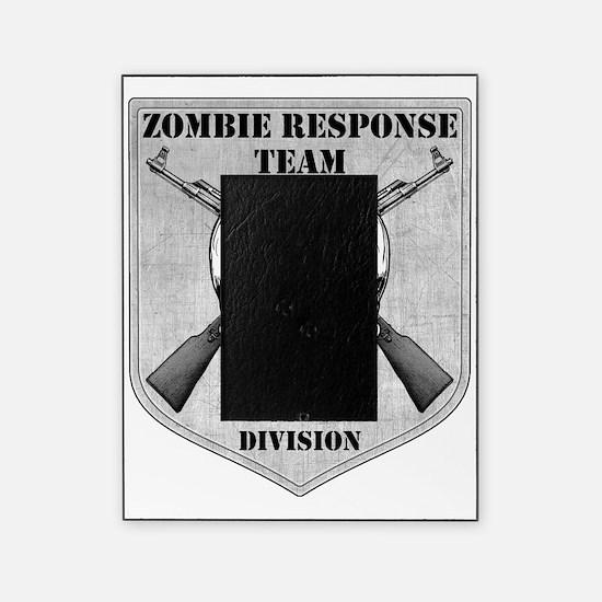 Zombie Response Team Boston Picture Frame