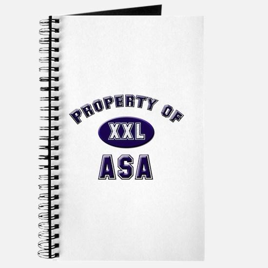 Property of asa Journal