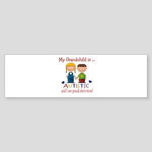 Proud Grandparent .. Bumper Sticker