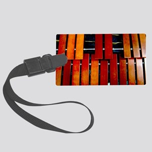 Marimba Large Luggage Tag