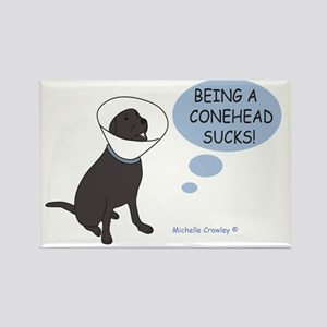 Conehead Rectangle Magnet
