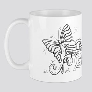 butterfly Faith 2 Mug
