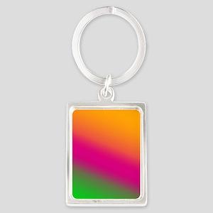 FF-OPG-Diagonal Portrait Keychain