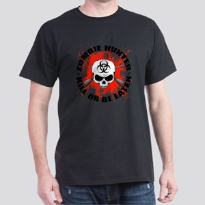 Zombie Hunter 1 Dark T-Shirt