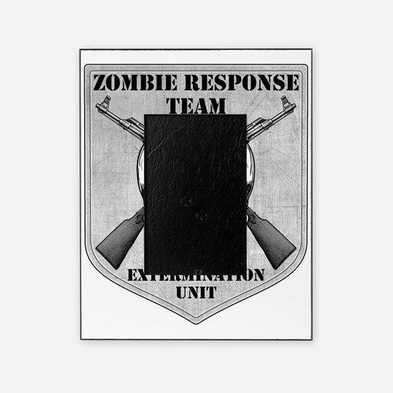 Zombie Response Team Picture Frame