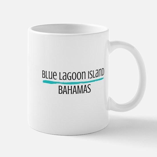Blue Lagoon Mugs