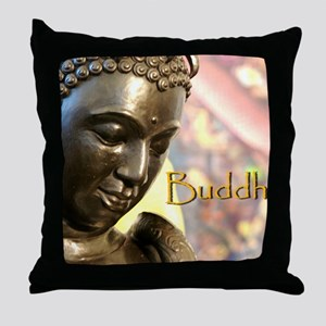 Cal3_cover_Buddha_Buddhism_Calendar_0 Throw Pillow