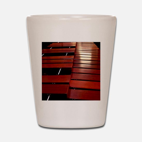 Marimba Shot Glass