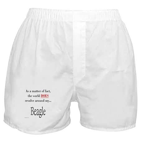 Beagle World Boxer Shorts