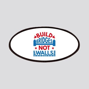 Build Bridges Not Walls Patches