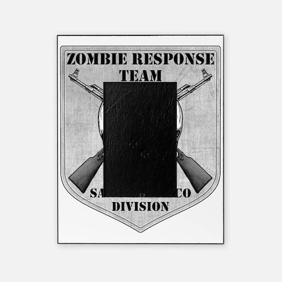 Zombie Response Team San Francisco Picture Frame