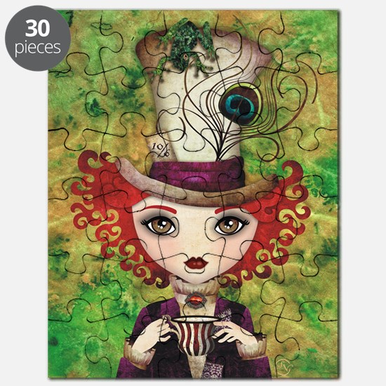 Lady Hatter Puzzle