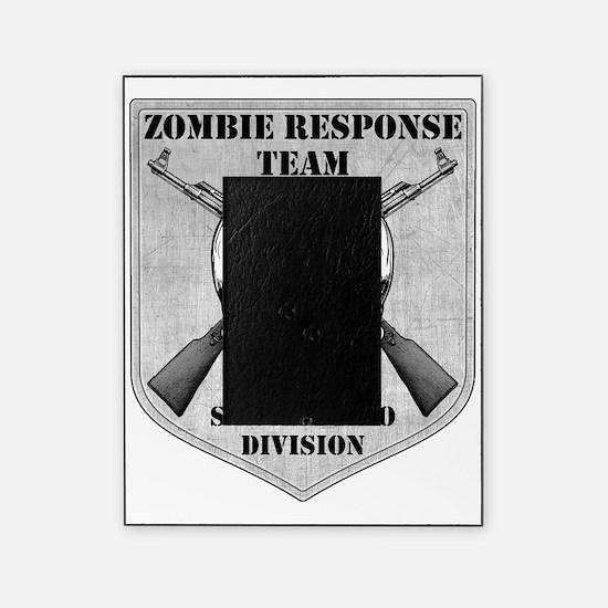 Zombie Response Team San Antonio Picture Frame