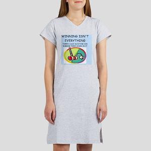 croquet Women's Nightshirt