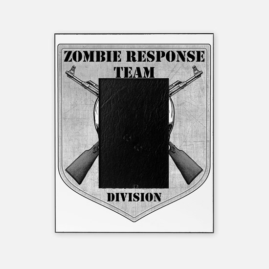 Zombie Response Team Portland Picture Frame