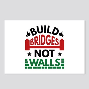 Build Bridges Not Walls Postcards (Package of 8)