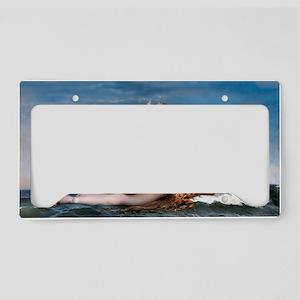 1 JAN-CABANEL-BOV License Plate Holder