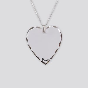 fence1 Necklace Heart Charm