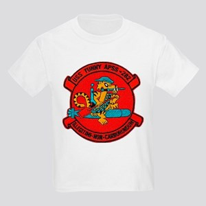 USS TUNNY Kids T-Shirt
