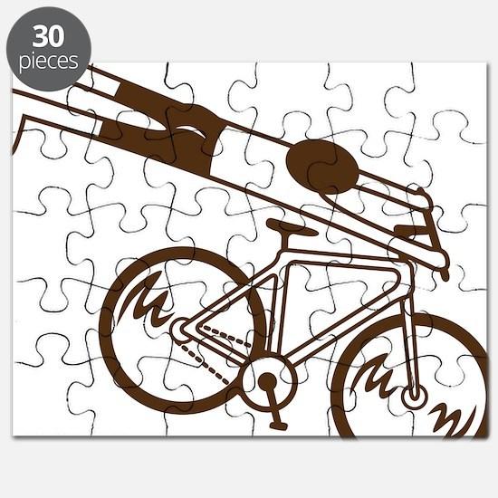 mtb ride fast mud Puzzle
