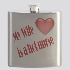 wife-nurse-hot Flask
