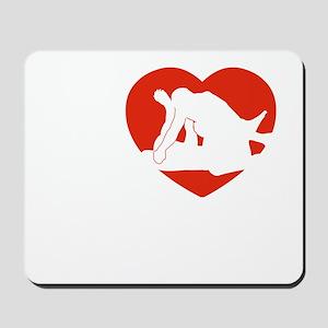 mma1 Mousepad