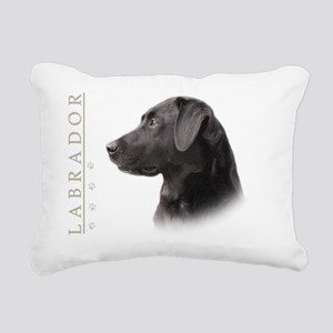 portrait6 Rectangular Canvas Pillow