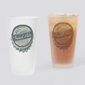 epic trail 2c Drinking Glass