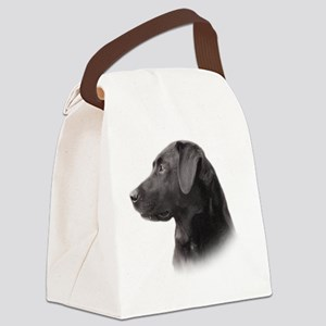 portrait7 Canvas Lunch Bag