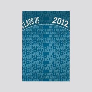 flip_flops_class_of_2012 Rectangle Magnet