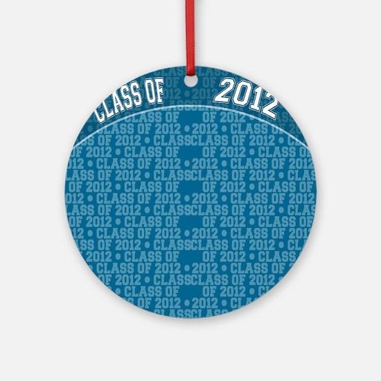 flip_flops_class_of_2012 Round Ornament