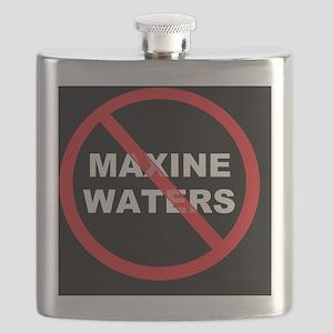MAXINE WATERSD Flask