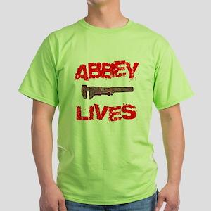 abbey_lives Green T-Shirt