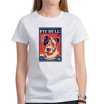 Obey the Pit Bull! USA Women's T-Shirt
