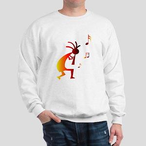 Kokopelli Music Sweatshirt