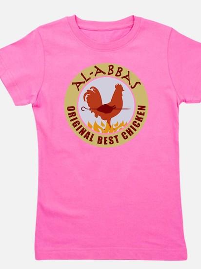 pal-chicken Girl's Tee
