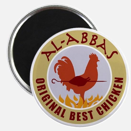pal-chicken Magnet