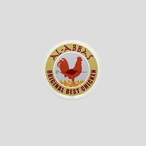 pal-chicken Mini Button