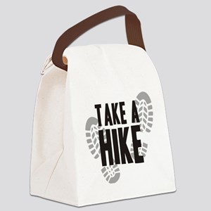 hike Canvas Lunch Bag