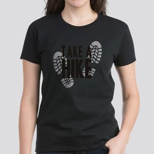 hike Women's Dark T-Shirt