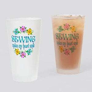 SEW Drinking Glass