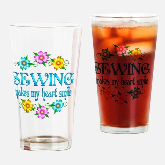 SEW Drinking Glass